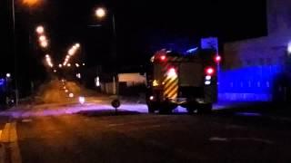 Compilation véhicules d'urgences des sapeurs-pompiers du Cher / SDIS 18VSAV / VPCE / FPT / VL