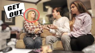 DROPPING OUT OF SCHOOL PRANK ON JACK'S MOM!!