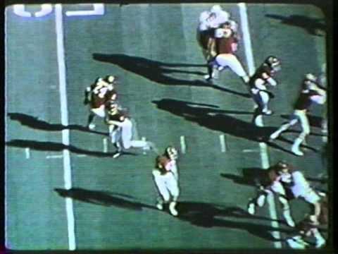 Oklahoma Vs. Nebraska 1975  *(highlights From 11/22/75)