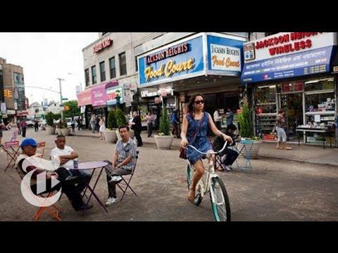 New York City Neighborhoods: Block by Block   The New York Times