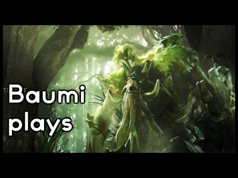 Dota 2 10v10 | DREAM ULTIMATES! BEST EARLY FIGHTER!! | Baumi plays Treant Protector