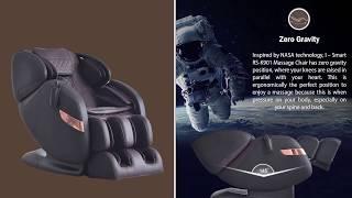 ARES iSmart Massage Chair | كرسي المساج آي سمارت من آريس