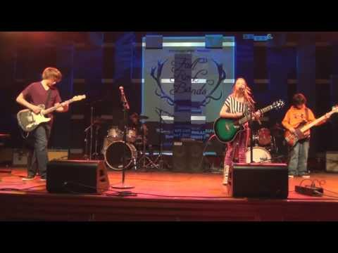 UpFront steal the show with Mothers Little Helper (the Rolling Stones)  World Cafe Live 12 8 2013