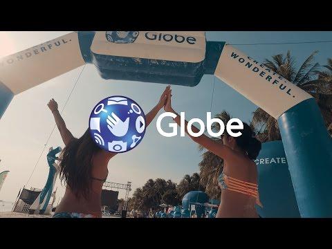 LABORACAY GLOBE SUNKISSED 2017 - Boracay Labor Day Weekend NDE