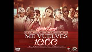 LiG Ft Tiempo y Tendencia Lex- Ivan Mere- Luigui Rasta Pana- Nyzu- Mr Rulo -Me vuelves loco (Remix)