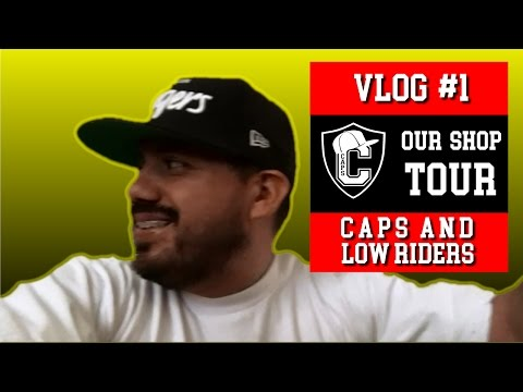 Vlog #1 New Era caps & lowriders
