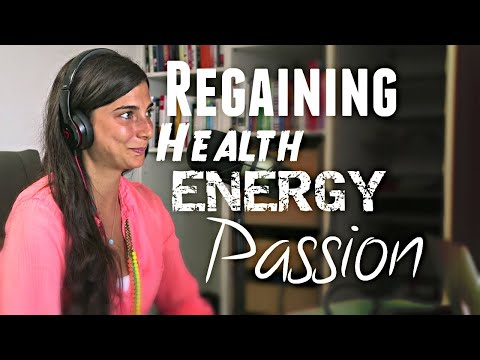 Regaining Health, Energy, and Passion Through Eating Plants