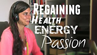 Regaining Health, Energy, and Passion Through Eating Plants - Fully Raw Kristina