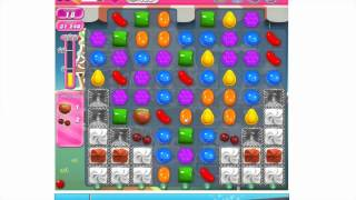 How to play Candy Crush Saga Level 152 - 3 stars - No booster