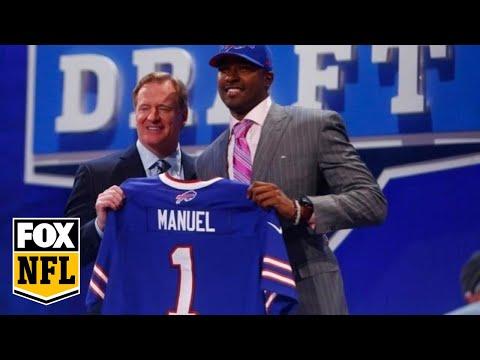 NFL Draft 2013: Buffalo Bills take EJ Manuel No. 16