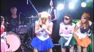 2016年3月24日 Draft King主催LIVE@渋谷WWW セーラーマーズ:NOHANA(D...