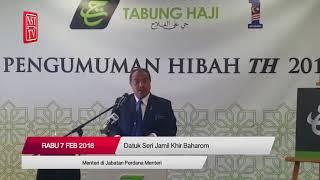 Tabung Haji announces 'hibah' of RM2.7bil to depositors