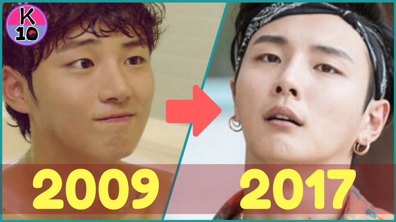 Best Hit -Yoon Shi yoon EVOLUTION 2009-2017 - YouTube