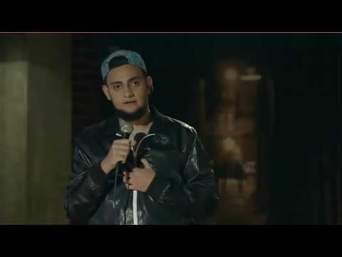 Comedy Central - Ibrahim Salem (STAND UP)