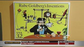 Kidsburgh: Rube Goldberg Exhibit Opens At Children