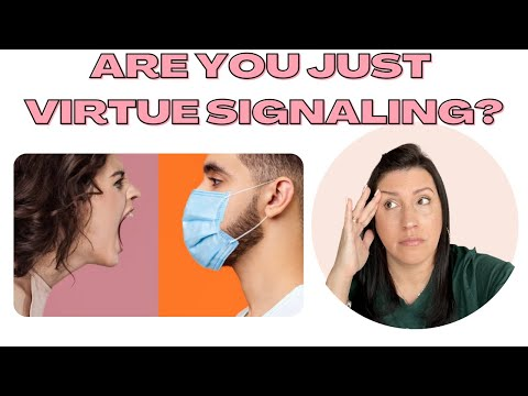 IS CATHOLIC VIRTUE SIGNALING = sin of PRIDE?! Calumny? 🚨🤫 my video isn't about YOU wearing a 😷