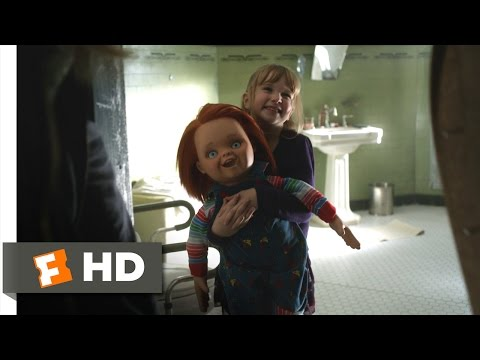 Curse Of Chucky (1/10) Movie CLIP - He Scared Me Half To Death (2013) HD