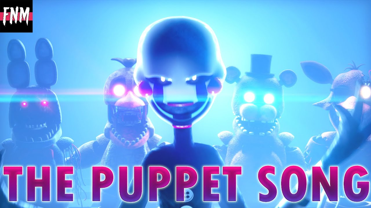 """Download FNAF SONG """"The Puppet Song Duet"""" (Animated)"""