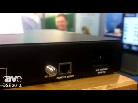 DSE 2014: North American Cable Equipment Presents Its Digital Video QAM Modulator