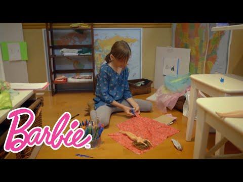 The Fashion Designer | #BarbieProject | Barbie