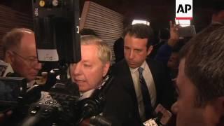 Justice Antonin Scalia dies, Sen. Graham reax