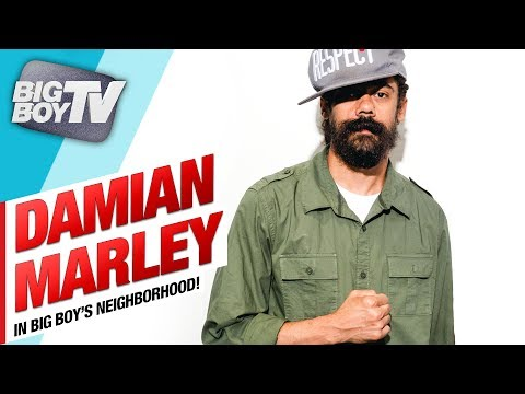 Damian Marley on His New Album, Working w/ Jay Z & Growing Weed in a Prison