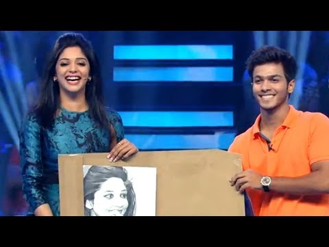 Minute to win it   Ep 14 -  A handsome college student to beat the minute   Mazhavil Manorama