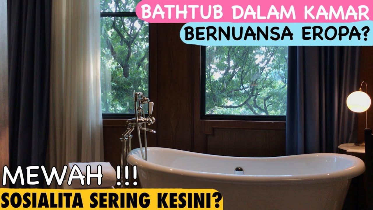 Staycation Di Hotel Bintang 5 Saat New Normal The Gunawarman Hotel Jalanjalanekarizal Vlog56 Youtube