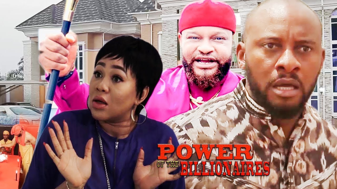 Download Power of Billionaires season 2 - Yul Edochie|New Movie|Latest Nigerian Nollywood Movie