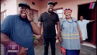 A glimpse of 'Trippin' with Skhumba'   V-Entertainment