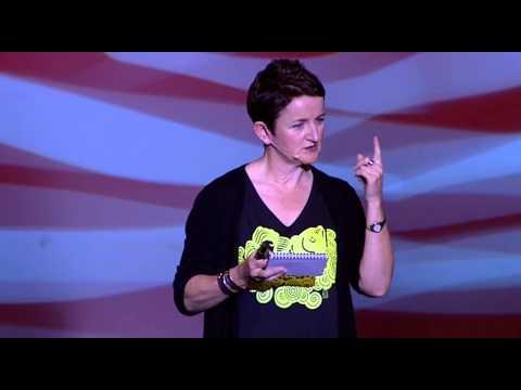 Eating Big Fish: Kate Smith at TEDxAuckland