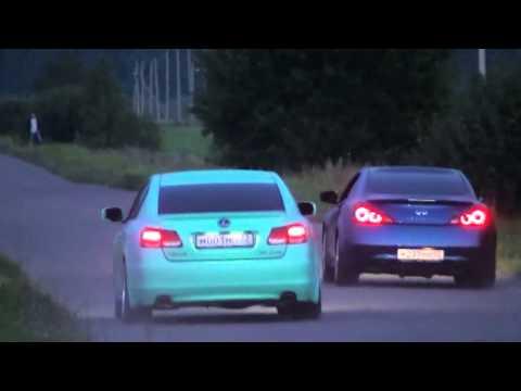 Lexus Gs Hybrid Vs Infiniti G37