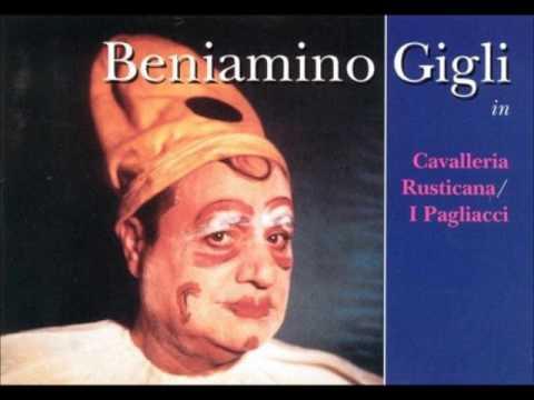 Testimonianza del tenore Ugo Benelli su Beniamino Gigli - Intervista del 31 marzo 2016