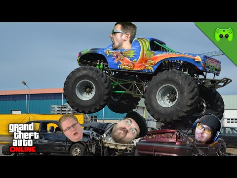 MONSTERTRUCK 🎮 Grand Theft Auto Online #122