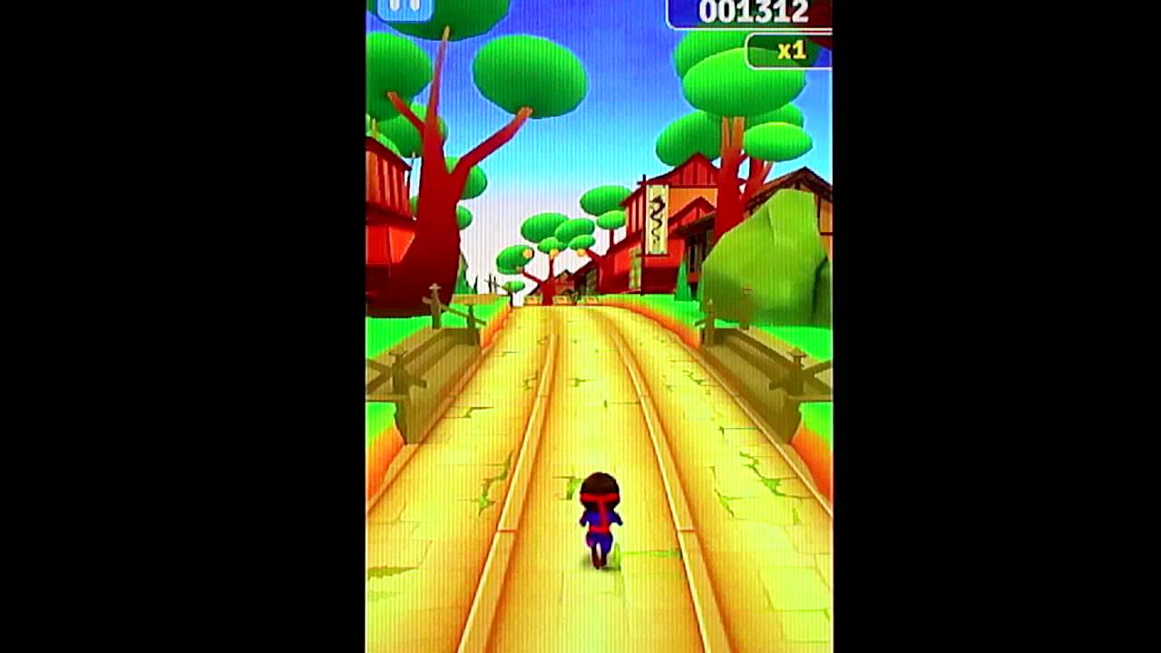 ninja kid run free fun games