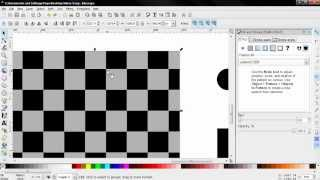 Pattern - Inkscape Beginners' Guide ep43