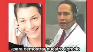 Bienvenidos al Centro de Contacto del Banco de Venezuela