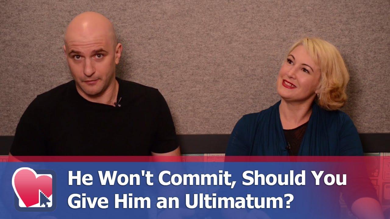 How to Give an Ultimatum How to Give an Ultimatum new pics