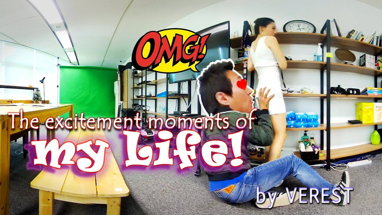 Download [3D 360 VR] The excitement moments of my life! (1st. Office) Ep.2