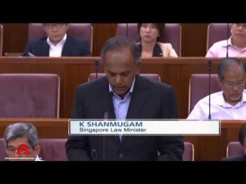 Sylvia Lim humiliated by Shanmugam over Woffles Wu case