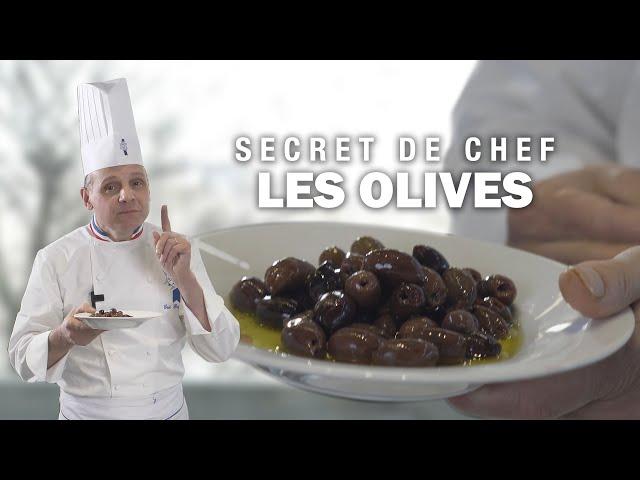 Les OLIVES : le secret d'Éric Briffad