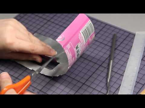 How to Make COOKIE CUTTERS out of Soda Can - (DIY Sculpting Tools Tutorial)