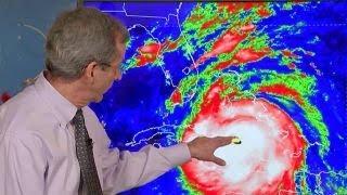 National Hurricane Center tracks Hurricane Irma's path