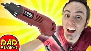 ROTARY TOOL KIT | Chicago Electric Rotary Tool Review