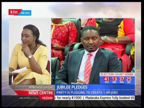 Uhuru promises free Day Secondary School, Jubilee Pledges