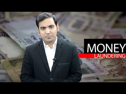 CA Final | Money Laundering | Law Lectures