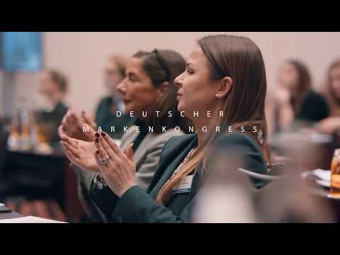 Deutscher Markenkongress 2018 - Aftermovie