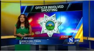 Race War Today: Latino Teen Killed in Police Shooting
