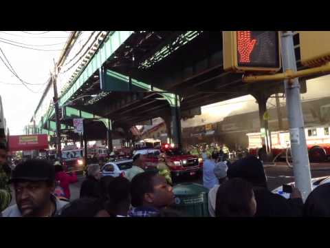 Fire on 226 & White Plains Rd Bronx N.Y. May 2, 2013