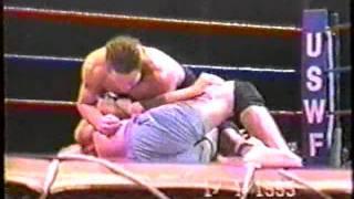 Evan Tanner vs. Mike Kennedy - USWF 3